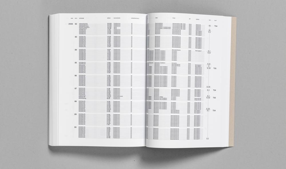 Book-Talk: Index N°1